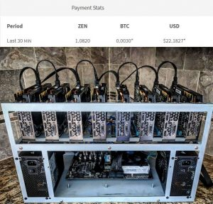 1070 Mining Rig Zotac 8gb – Crypto Currency-How to build